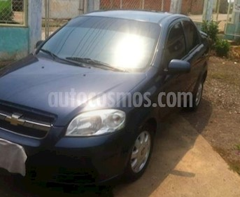 Chevrolet Aveo 1.6 usado (2011) color Azul precio BoF203.022