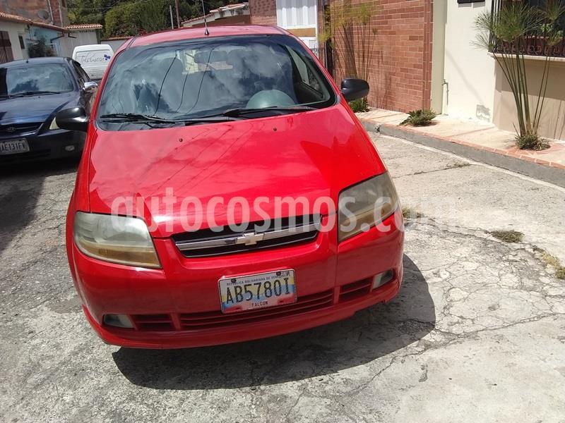 Chevrolet Aveo 3P 1.6 AA Mec usado (2007) color Rojo precio u$s3.000