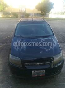 Chevrolet Aveo 1.6L Aut usado (2008) color Gris precio BoF123.456