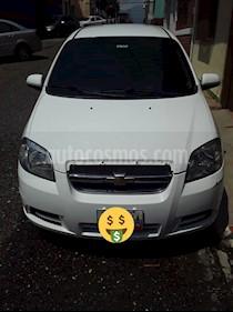Chevrolet Aveo 1.6L Aut usado (2013) color Blanco precio u$s4.700