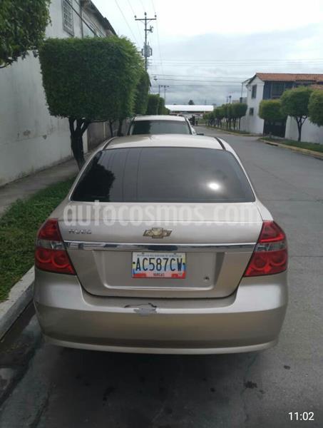 Chevrolet Aveo 1.6 AA AT LS usado (2007) color Bronce precio u$s2.600