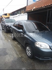 Chevrolet Aveo Sedan 1.6 AT usado (2013) color Azul precio u$s4.600