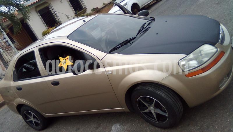 Chevrolet Aveo Sedan 1.6 AT usado (2005) color Bronce precio u$s2.500