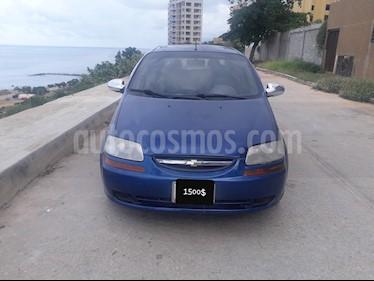 Chevrolet Aveo 1.6 usado (2005) color Azul precio u$s1.500