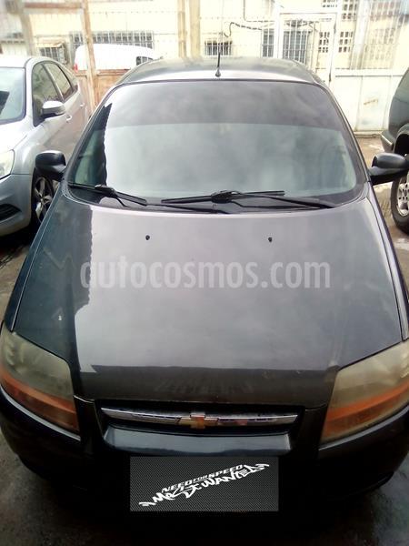 Chevrolet Aveo 3P 1.6 AA AT usado (2009) color Gris precio u$s3.200