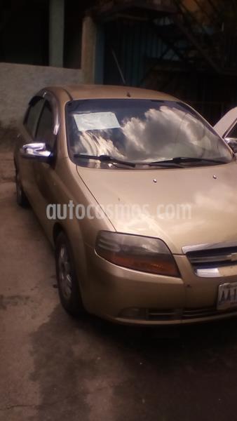 Chevrolet Aveo 1.6 usado (2007) color Bronce precio u$s2.100
