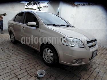 Chevrolet Aveo 1.6 AA AT LS usado (2008) color Bronce precio u$s3.000