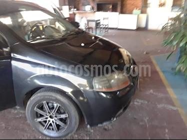 Chevrolet Aveo 1.6 L 5 puertas usado (2007) color Negro precio BoF42.002