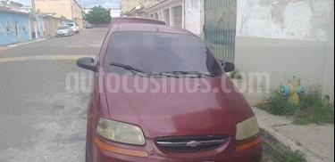 Chevrolet Aveo 1.6L usado (2005) color Rojo precio BoF1.600