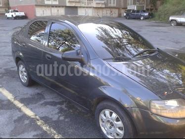 Chevrolet Aveo 1.6L Aut usado (2008) color Gris precio BoF582.002