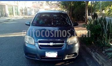 Chevrolet Aveo Aveo sed?n 1.6 AA AT. 5 puertas usado (2011) color Azul precio BoF3.800