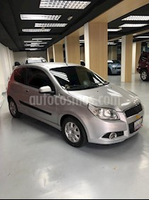 Chevrolet Aveo 3P 1.6L Aut usado (2011) color Plata precio u$s5.000