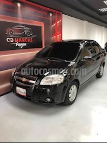Chevrolet Aveo 1.6 L 5 puertas usado (2011) color Negro precio u$s5.700