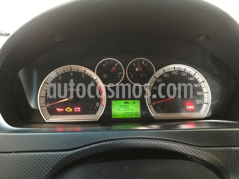Chevrolet Aveo 1.6 L 5 puertas usado (2013) color Plata precio u$s6.700