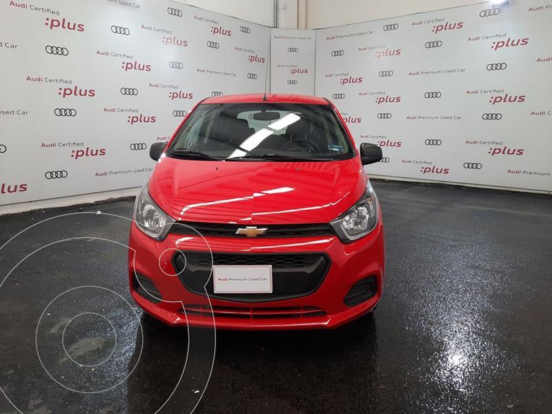 Foto Chevrolet Beat Hatchback LT usado (2019) color Rojo precio $170,000