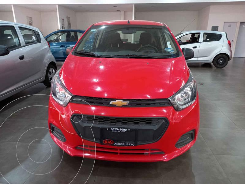 Foto Chevrolet Beat Hatchback LT usado (2019) color Rojo precio $139,000