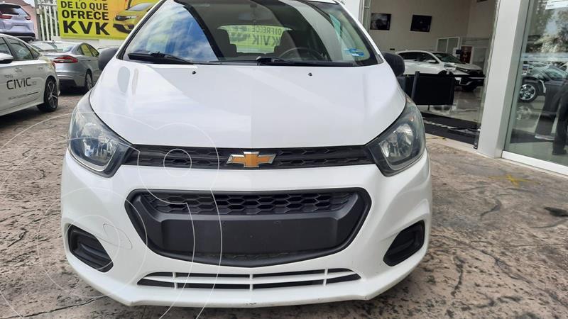 Foto Chevrolet Beat Hatchback LT usado (2018) color Blanco precio $146,900