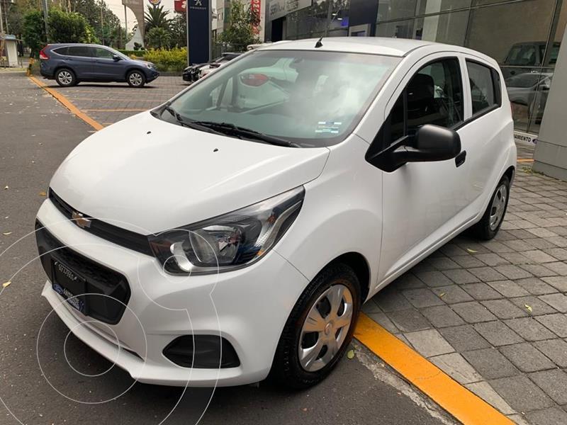 Chevrolet Beat Hatchback LT usado (2020) color Blanco precio $162,000