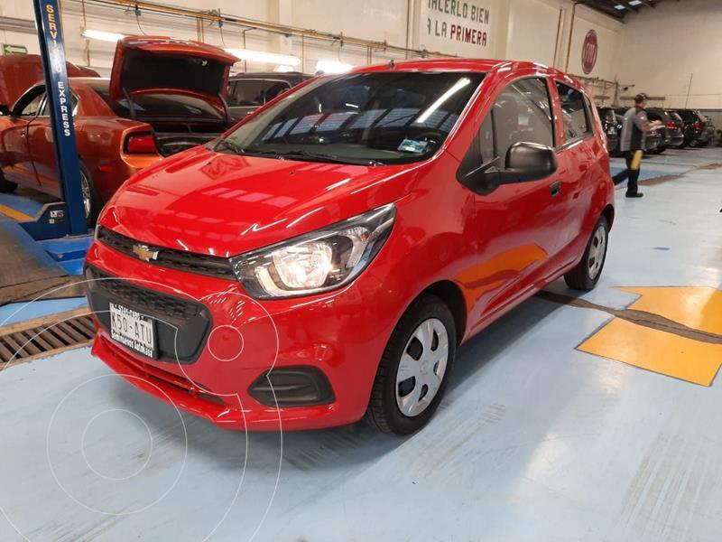Chevrolet Beat Hatchback LS usado (2018) color Rojo precio $135,000