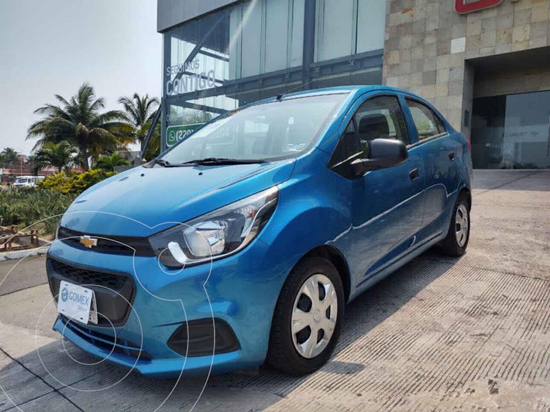 Foto Chevrolet Beat Hatchback Version usado (2020) color Azul precio $185,000