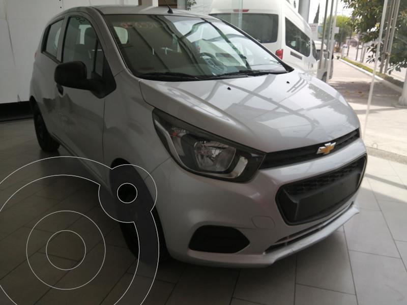 Foto Chevrolet Beat Hatchback LT usado (2019) color Plata Metalico precio $160,000