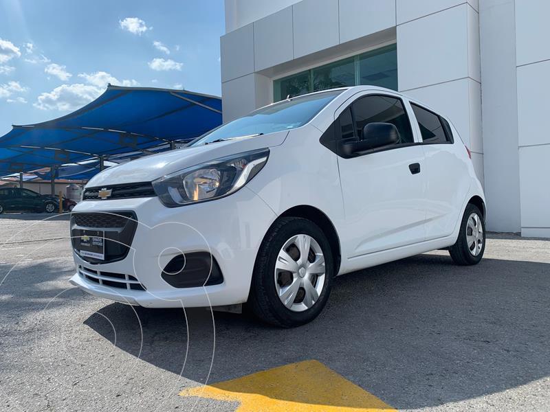 Foto Chevrolet Beat Hatchback LT usado (2018) color Blanco precio $165,500