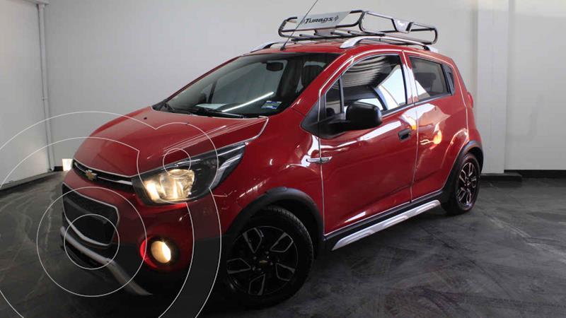 Foto Chevrolet Beat Hatchback Active usado (2019) color Rojo precio $199,000