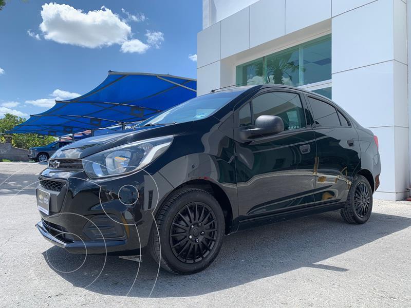 Foto Chevrolet Beat Hatchback LT usado (2020) color Negro precio $234,000