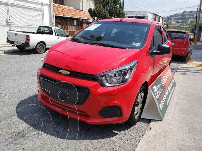 Foto Chevrolet Beat Hatchback LT Sedan usado (2019) color Rojo precio $154,000