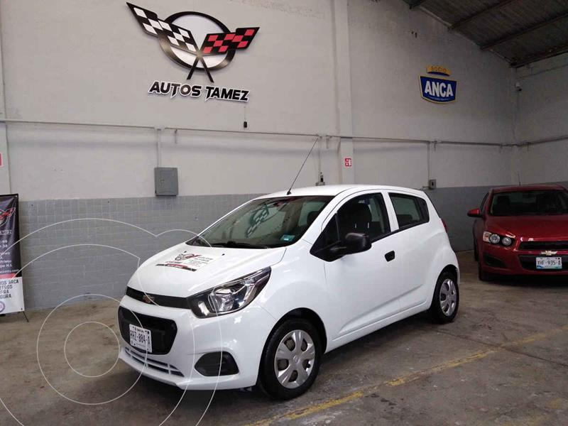 Chevrolet Beat Hatchback LT Sedan usado (2018) color Blanco precio $123,900