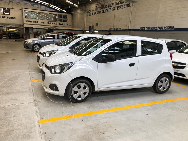 Foto Chevrolet Beat Hatchback LT usado (2018) color Blanco precio $143,000