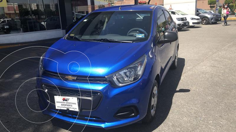 Foto Chevrolet Beat Notchback LT  usado (2019) color Azul precio $155,000
