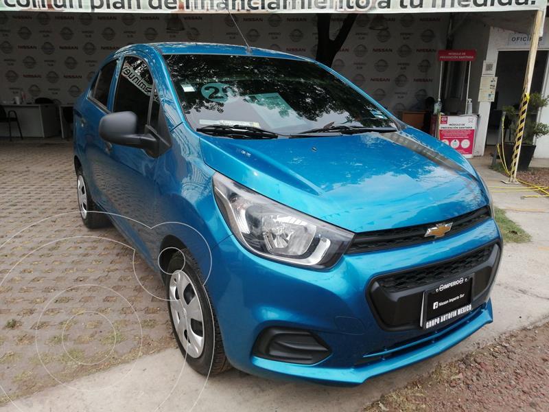 Foto Chevrolet Beat Notchback LT  usado (2020) color Azul Denim precio $185,000