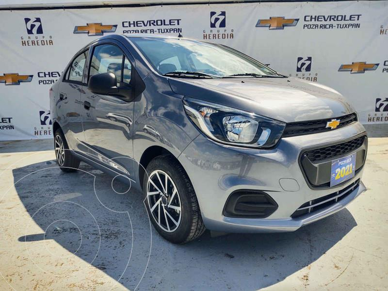 Foto Chevrolet Beat Notchback LT  nuevo color Gris precio $221,200