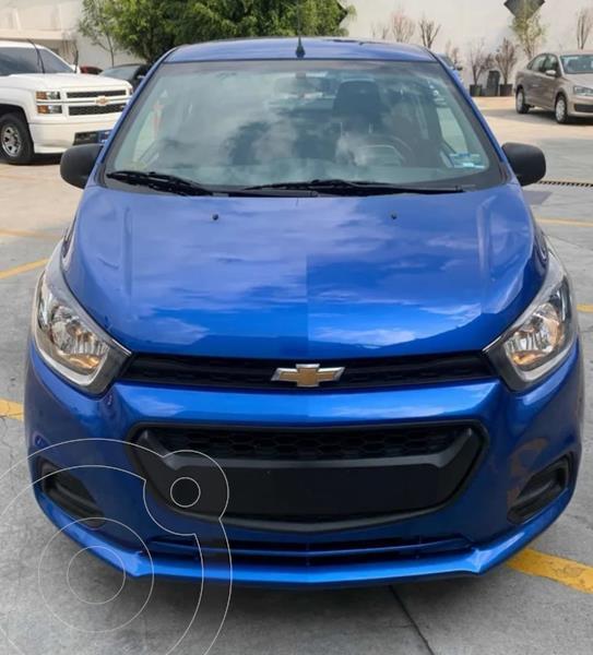 Chevrolet Beat Notchback LT Sedan usado (2020) color Azul precio $169,899