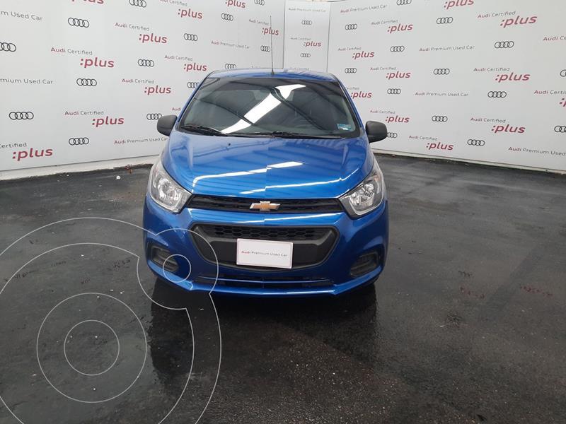 Foto Chevrolet Beat Notchback LT Sedan usado (2020) color Azul precio $180,000