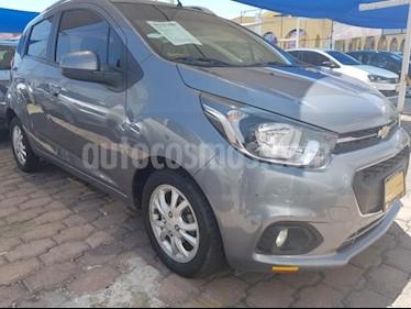 Foto venta Auto usado Chevrolet Beat 4p NB LTZ L4/1.2 Man (2018) color Gris precio $170,000