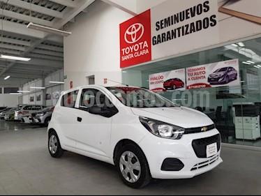 Foto venta Auto usado Chevrolet Beat 5p LS L4/1.2 Man (2018) color Blanco precio $130,000