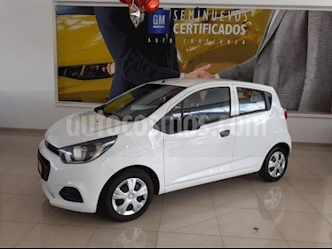 Foto Chevrolet Beat 5P LT 1.2L TM5 MP3 A/AC. VE DEL. R-14 usado (2018) color Blanco precio $151,900