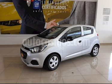 foto Chevrolet Beat 5P LT 1.2L TM5 MP3 A/AC. VE DEL. R-14 usado (2018) color Plata precio $151,900