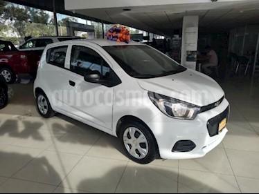 Foto Chevrolet Beat 5P LT 1.2L TM5 MP3 A/AC. VE DEL. R-14 usado (2018) color Blanco precio $135,000