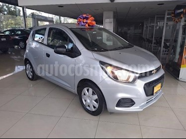 Foto Chevrolet Beat 5P LT 1.2L TM5 MP3 A/AC. VE DEL. R-14 usado (2018) color Plata precio $135,000