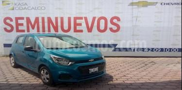 Foto venta Auto usado Chevrolet Beat 5p LT L4/1.2 Man (2019) color Azul precio $153,700