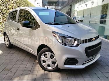 Foto venta Auto usado Chevrolet Beat 5p LT L4/1.2 Man (2018) color Plata precio $145,000