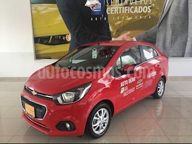 Foto venta Auto usado Chevrolet Beat 5p LTZ L4/1.2 Man (2019) color Rojo precio $202,000