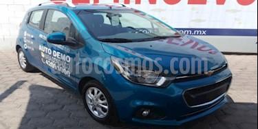 Foto venta Auto usado Chevrolet Beat 5p LTZ L4/1.2 Man (2019) color Azul precio $190,800