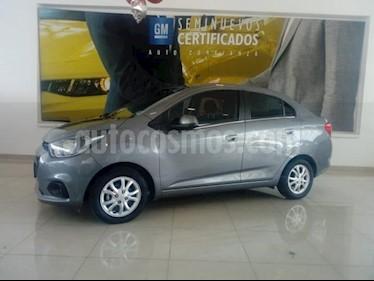 Foto venta Auto usado Chevrolet Beat 5p LTZ L4/1.2 Man (2018) color Gris precio $188,900