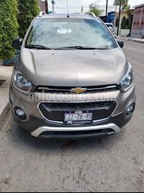 Foto venta Auto usado Chevrolet Beat Active (2019) color Gris Titanio precio $185,000