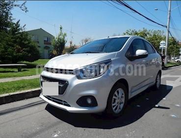 Chevrolet Beat LTZ usado (2019) color Plata precio $18.000.000