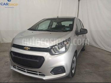 Foto venta Auto usado Chevrolet Beat LS Sedan (2018) color Plata precio $134,900
